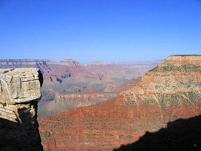 Photograph - Grand Canyon 4 by Will Borden