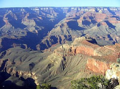Photograph - Grand Canyon 6 by Will Borden