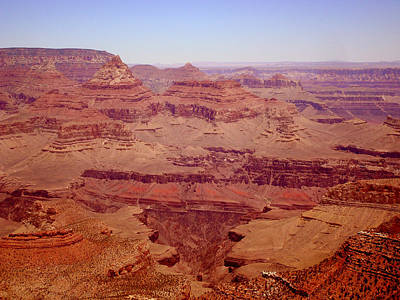 Art Print featuring the photograph Grand Canyon by Rima Biswas