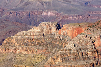 Photograph - Grand Canyon View by Julie Niemela