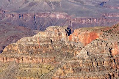 Photograph - Grand Canyon View by Julie Niemela