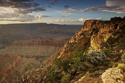 Grand Canyon, West Of Lipan Point Art Print