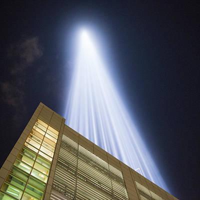Photograph - Ground Zero Memorial by Theodore Jones