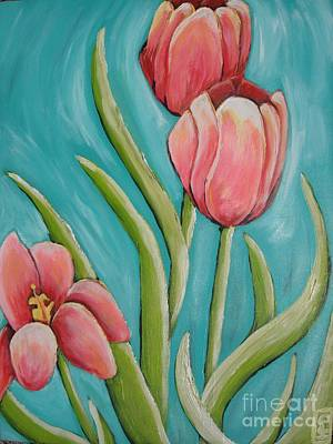 Painting - Haile Spring by Holly Donohoe
