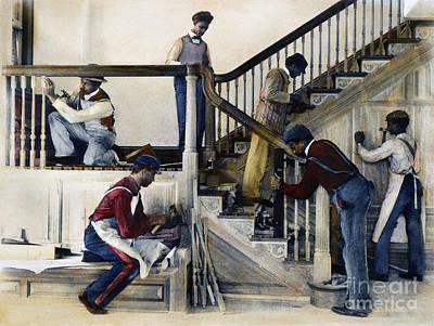 Photograph - Hampton Institute, 1899 by Granger