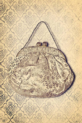 Old Lady Photograph - Handbag by Joana Kruse