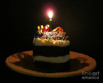 Photograph - Happy Birthday  by Patricia Januszkiewicz