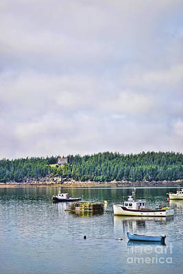 Photograph - Harbor Time by Traci Cottingham