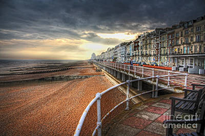 Photograph - Hastings by Lee-Anne Rafferty-Evans