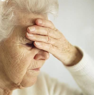 Fainting Spells Photograph - Headache by Cristina Pedrazzini