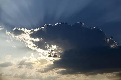 Eternal Photograph - Heaven's Light by Andrew Soundarajan
