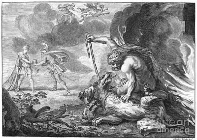 Hercules Art Print by Granger