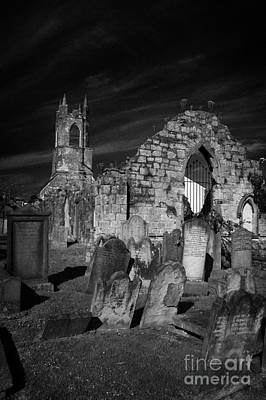 Holywood Priory County Down Northern Ireland Art Print by Joe Fox