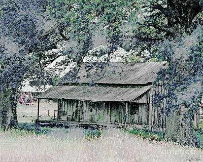 Digital Art - Home Place by Lizi Beard-Ward