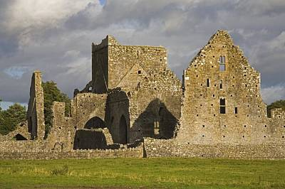 Hore Abbey, Cashel, County Tipperary Art Print by Richard Cummins