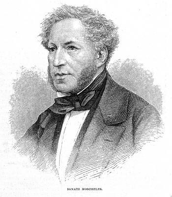 Ignaz Moscheles (1794-1870) Print by Granger