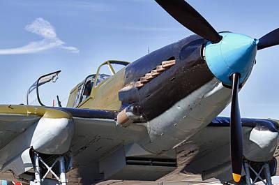 Ilyushin Il-2m3 Shturmovik Art Print