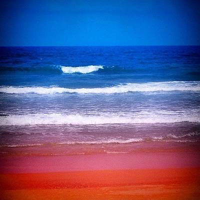Travel Wall Art - Photograph - Indian Ocean by Luisa Azzolini