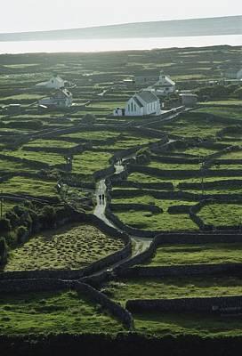 Inisheer, Aran Islands, Co Galway Art Print