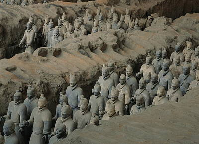 Qin Shi Huang Photograph - Introduction  This Project Concerns by O. Louis Mazzatenta