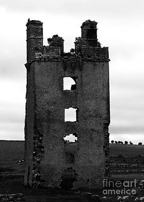 Photograph - Ireland- Castle Ruins II by Patricia Griffin Brett