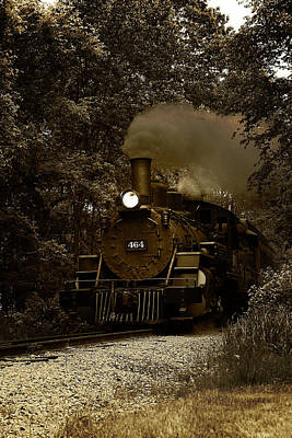 Photograph - Iron Horse by Scott Hovind