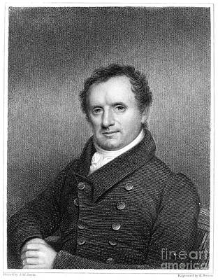 Wesley Jarvis Photograph - James Fenimore Cooper by Granger