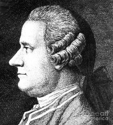 1730 Photograph - Jan Ingenhousz, Dutch Physiologist by Science Source