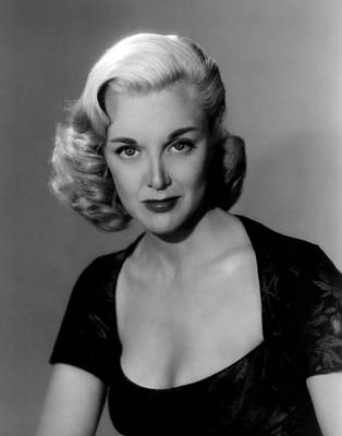 Jan Sterling Photograph - Jan Sterling, 1958 by Everett