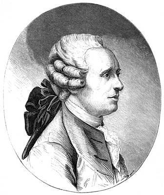 Jean D'alembert, French Mathematician Art Print by