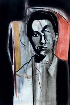 Jean Genet Art Print by Fabrice Plas
