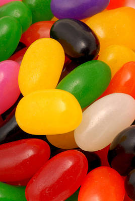 Photograph - Jelly Beans  by JT Lewis