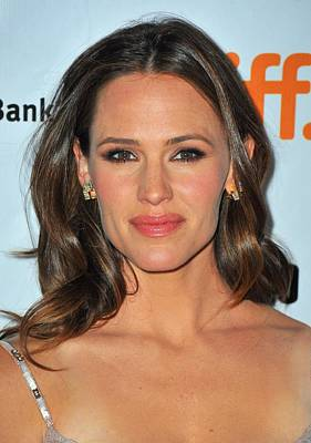 Jennifer Garner At Arrivals For Butter Art Print by Everett