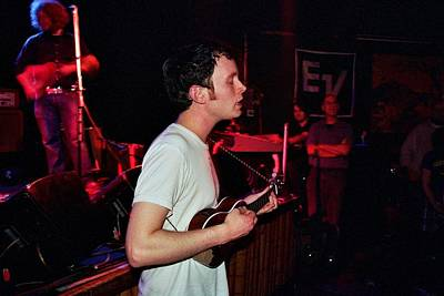 Photograph - Jens Lekman by Gary Smith