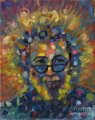 Jerry 2 Art Print by Pam Baker
