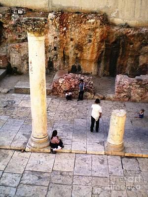 Photograph - Jerusalem by Annemeet Hasidi- van der Leij