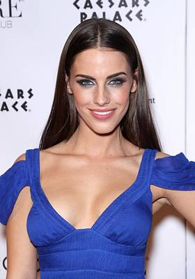 Jessica Lowndes Photograph - Jessica Lowndes At Arrivals For Jessica by Everett