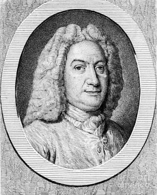 Johann Bernoulli, Swiss Mathematician Art Print by Science Source