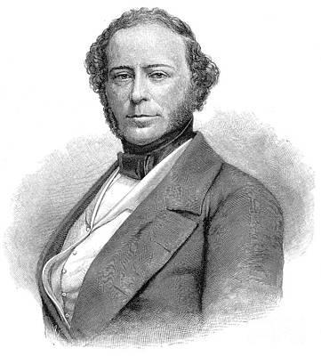 John Ericsson (1803-1889) Print by Granger