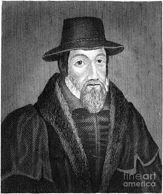 John Foxe (1516-1587) Art Print