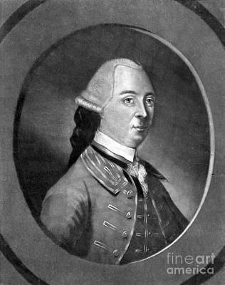 John Hancock, American Patriot Print by Photo Researchers