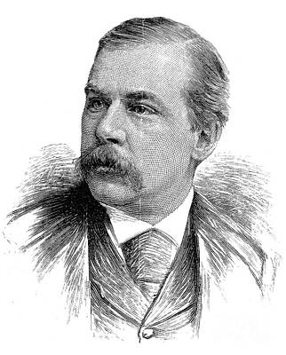 John Pierpont Morgan Art Print by Granger