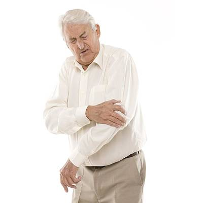 Button Down Shirt Photograph - Joint Pain by