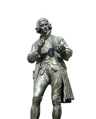 Joseph Priestley, British Chemist Art Print by Martin Bond