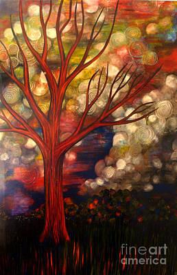 Joy Art Print by Monica Furlow