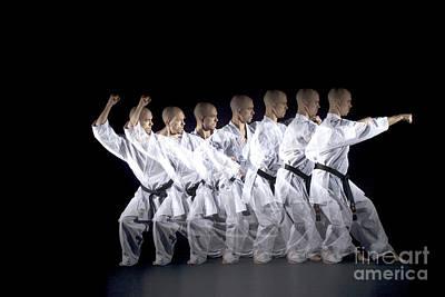 Biomechanic  - Karate Expert by Ted Kinsman