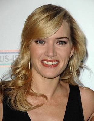 Kate Winslet Photograph - Kate Winslet At Arrivals For 4th Annual by Everett