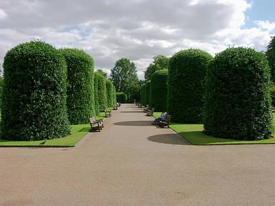 Photograph - Kensington Gardens by Roger Mullenhour