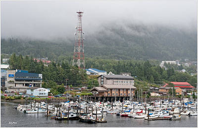 Photograph - Ketchikan Alaska by Gary Rose