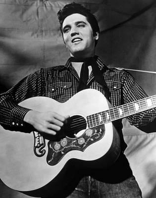 King Creole, Elvis Presley, 1958 Art Print by Everett